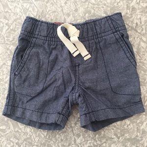 Carter's Chambray Shorts